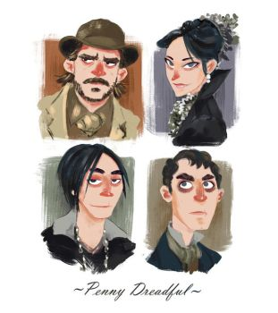 Penny Dreadful by sidd16