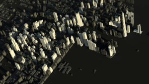 3D Chicago by ExtraNoise