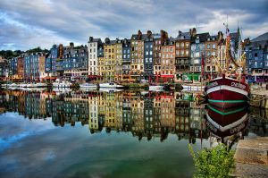 Honfleur by PicotPhoto
