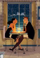 You and me and the rest by PascalCampion