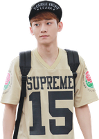 EXO Chen [PNG] by Deerhansic
