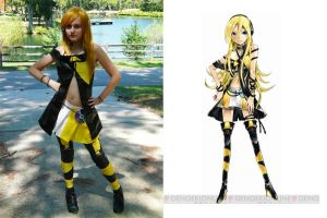 Vocaloid Lily Look Alikes by sexywhales