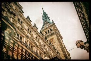 City Hall Hamburg I by calimer00