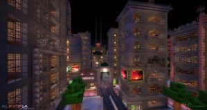 Aurora City Project [Minecraft] [10] by NickPolyarush