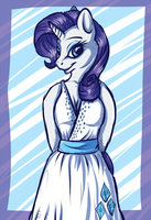 Rarity by MyLittleBerneri