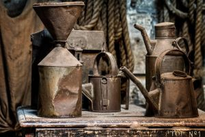 Old tools 1 by CharmingPhotography
