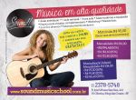 FLYER MUSIC SCHOOL by jotapehq