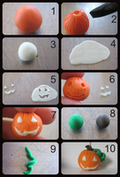 Jack-o-Lantern Tutorial by BethyLuv215