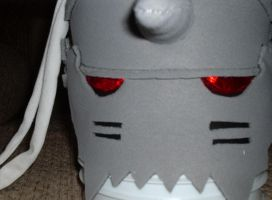 ALPHONSE COSTUME: Eyes by elricest