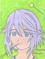 Mizore Shirayuki by WillGJAL