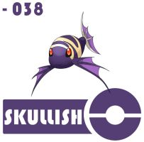 038 - Skullish by SoranoRegion