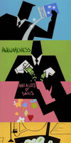 Sassines, awkwardness and lots of skills by Maye-Art