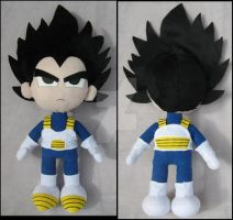 Vegeta by A-chan--Creations