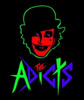 The Adicts Pop Art by zombis-cannibal