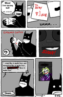 Batman Comic: Clarence Carter by ParaAbduction51