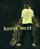 Kanye West Splash by hockeymansb6