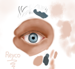 Eye Practice by reyco1982