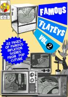 Famous 'Flateys Vol. 2 Is Available Now by GreyOfPTA
