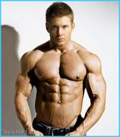 Morph: Jensen Ackles 3 by dolphinbad