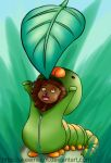 Day as a Caterpillar by akeemsam