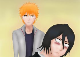 IchiRuki - What are you doing here? by hinataconsuegra