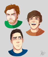 Hat Films: The Sirs by CapricornSun83