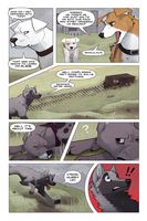 virusRISING Issue 2: pg. 2 by iExploded
