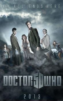 Doctor Who 50TH anniversary Story Poster by Umbridge1986