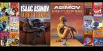 Isaac Asimov Robot City covers 2 by JBoogieFever
