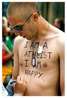 i am a atheist by emohoc