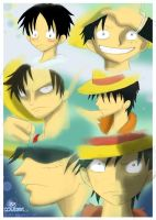 Luffy 1 by StePandy