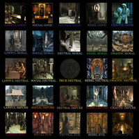 CGD64's Big Alignment Chat, Skyrim Factions Part 2 by CrazyGamerDragon64