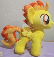 SpitFire Filly for sale (eBay) by SiamchuchusPlushies