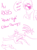 RKHS AU Ethan - The Angry by AcerbusKeeper