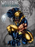 The Wolverine by VAXION