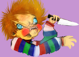 chucky by Angry-Paradox