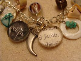 Custom Jacob Black Bracelet by bitemekthx