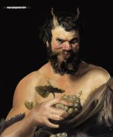 Satyrs by wagner19