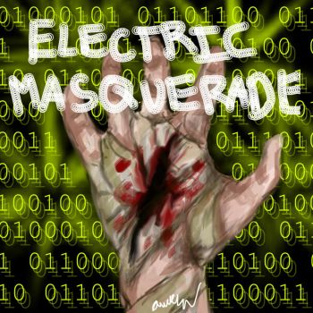 Electric Masquerade Cover Art by DragonFang17