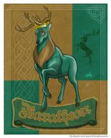 Baratheon 8 x 10 by soonergriff