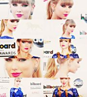 taylor swift at billboard awards 2013 by Ckipchip2k