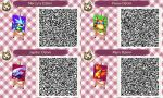 Animal Crossing: New Leaf QR Code - Djinn by E2x7u