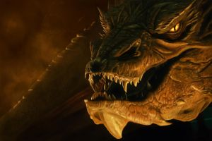 Smaug by Screwy-Soul