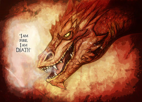 Overdramatic_Lizard.png by Mordlysten