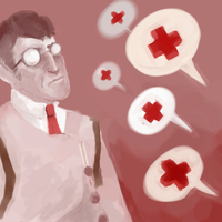 Medic MEDIC by monkeyoo