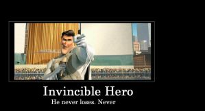 Invincible Hero by Chaser1992