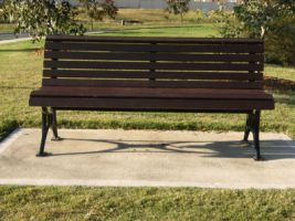 Park Bench 1 by athlinia-stock