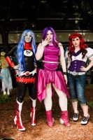 Monster High by GingerZombeh