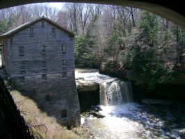 Lanterman's Mill by yellow-jester-kitty