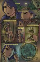 Morrigan Concept: Comic Page 3 by shrouded-artist